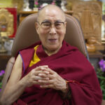 Watch: The Dalai Lama shares 86th birthday message