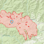 California Buddhist centers evacuated, hit by wildfires