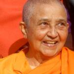 Ven. Bhikkhuni Kusuma, pioneering female Buddhist monastic, dies at 92
