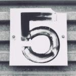 The Five Remembrances